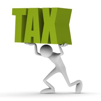 tax burden lift heavy
